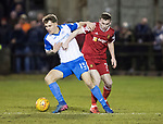 Albion Rovers v St Johnstone…29.01.18…  Cliftonhill…  Scottish Cup<br />