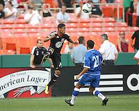 DC United vs El Salvador National Team June 19 2010
