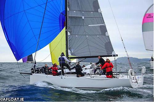 Andrew Algeo's J/99—Winner Class 2