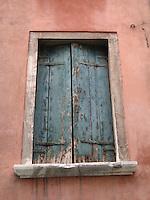 ITALY--VENICE--Venetian Windows