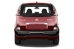 Straight rear view of a 2012 Citroen C3 PICASSO Millenium 5 Door Mini Mpv 2WD