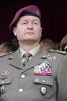 - Italian Army, the general Antonio Satta during a military ceremony....- Esercito Italiano, il generale Antonio Satta  durante una cerimonia militare....