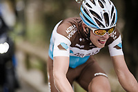 Benoît COSNEFROY (FRA/AG2R-LaMondiale)<br /> <br /> Stage 8: Nice to Nice (110km)<br /> 77th Paris - Nice 2019 (2.UWT)<br /> <br /> ©kramon