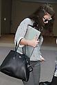 Singer-songwriter Lorde arrives in Japan