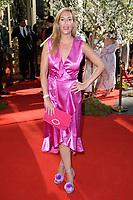 Laura Pradelska<br /> arriving for the TWG Tea Gala Event at Leicester Square, London<br /> <br /> ©Ash Knotek  D3413  02/07/2018