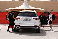 27th March 2021; Sakhir, Bahrain; F1 Grand Prix of Bahrain, Qualifying sessions; BOTTAS Valtteri (fin), Mercedes AMG F1 GP W12 E Performance during Formula 1 Gulf Air Bahrain Grand Prix 2021 on the Bahrain International Circuit, in Sakhir, Bahrain -