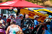 Toyota Racing Experience, fans, crowd, autographs, Shawn Langdon