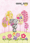 Roger, CUTE ANIMALS, LUSTIGE TIERE, ANIMALITOS DIVERTIDOS, paintings+++++,GBRM2251,#AC#, EVERYDAY ,rabbit