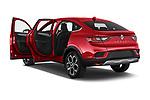 Car images of 2021 Renault Arkana Intens 5 Door SUV Doors