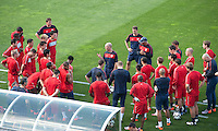 USMNT Practice May 24 2010