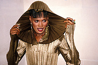 Grace Jones 1990  Photo by Adam Scull-PHOTOlink.net