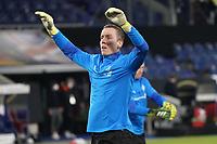 Torwart Hannes Halldorsson (Island Iceland) - 25.03.2021: WM-Qualifikationsspiel Deutschland gegen Island, Schauinsland Arena Duisburg