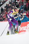 HOLMENKOLLEN, OSLO, NORWAY - March 16: Hideaki Nagai of Japan (JPN) during the cross country 15 km (2 x 7.5 km) competition at the FIS Nordic Combined World Cup on March 16, 2013 in Oslo, Norway. (Photo by Dirk Markgraf)