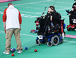 Eric Bussiere, Lima 2019 - Boccia.<br />