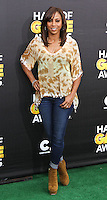 SANTA MONICA, CA, USA - FEBRUARY 15: Holly Robinson Peete at the 4th Annual Cartoon Network Hall Of Game Awards held at Barker Hangar on February 15, 2014 in Santa Monica, California, United States. (Photo by David Acosta/Celebrity Monitor)