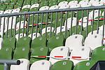 19.09.2020, wohninvest Weserstadion, Bremen, GER,  SV Werder Bremen vs Hertha BSC Berlin, <br /> <br /> <br />  im Bild<br /> <br /> Sitzschalen sind vorbereitet zum Spiel <br /> <br /> Foto © nordphoto / Kokenge<br /> <br /> DFL regulations prohibit any use of photographs as image sequences and/or quasi-video.