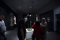 Dioniso in bronzo.<br />