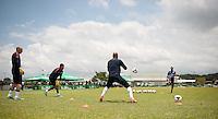 USMNT Practice, San Jose Costa Rica, Wednesday, September 4, 2013