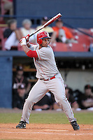 Illinois State Redbirds outfielder Seth Hood #39 during a game vs. Bowling Green at Chain of Lakes Park in Winter Haven, Florida;  March 6, 2011.  Illinois State defeated Bowling Green 18-10.  Photo By Mike Janes/Four Seam Images