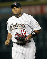 Houston Astros OF Carlos Lee on Friday May 23rd at Minute Maid Park in Houston, Texas. Photo by Andrew Woolley / Four Seam Images.