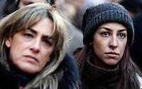 Manifestazione del Partito Democratico in occasione della giornata della donna a Roma, 8 marzo 2011..UPDATE IMAGES PRESS/Riccardo De Luca