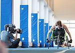 Becky Richter, Toronto 2015.<br /> Parapan Am hopefuls meet with the media in preparation for 2015 Parapan Am game at the Toronto Pan Am Sports Centre // Les espoirs parapanaméricains rencontrent les médias en vue du match parapanaméricain 2015 au Centre sportif panaméricain de Toronto. 24/03/2015.