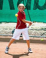 08-08-11, Tennis, Hillegom, Nationale Jeugd Kampioenschappen, NJK, Wagemaker