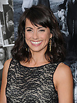 Constance Zimmer at The Season 2 Premiere of The HBO Series The Newsroom held at Paramount Studios in Los Angeles, California on July 10,2013                                                                   Copyright 2013 Hollywood Press Agency