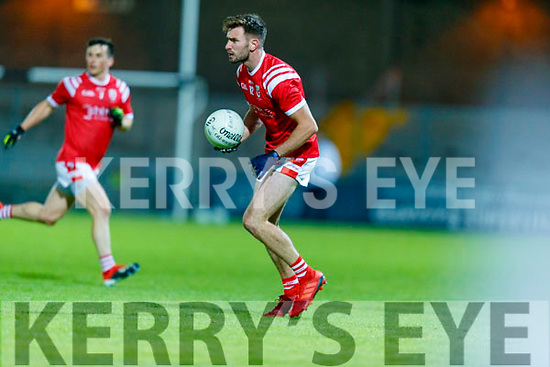 Brendan O'Keeffe, East Kerry during the Kerry County Senior Football Championship Final match between East Kerry and Mid Kerry at Austin Stack Park in Tralee on Saturday night.