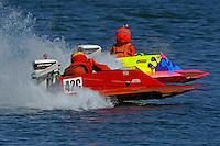42-C & 29-C..Stock outboard hydro