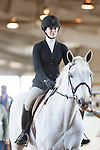 H2T. Varsity Open Equitation on the flat – Section A – TEAM
