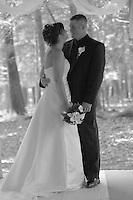 Shelly Blank & Brandon Gainer Wedding, North Bend State Park, Harrisville ,West Virginia on June 11, 2011.