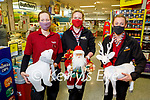 Clare Brosnan, Trish Collins and Tess Whyte, staff of Twohigs Supervalu Abbeyfeale.