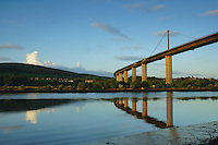 The Erskine Bridge and the River Clyde, Renfrewshire<br /> <br /> Copyright www.scottishhorizons.co.uk/Keith Fergus 2011 All Rights Reserved
