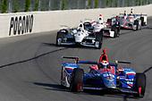 Verizon IndyCar Series<br /> ABC Supply 500<br /> Pocono Raceway, Long Pond, PA USA<br /> Saturday 19 August 2017<br /> Alexander Rossi, Curb Andretti Herta Autosport with Curb-Agajanian Honda<br /> World Copyright: Gavin Baker<br /> LAT Images