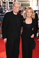 "Martin Jarvis and Rosalind Ayres<br /> at the ""Hampstead"" premiere, Everyman Hampstead cinema, London. <br /> <br /> <br /> ©Ash Knotek  D3280  14/06/2017"