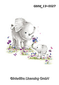 Roger, CUTE ANIMALS, LUSTIGE TIERE, ANIMALITOS DIVERTIDOS, paintings+++++,GBRM19-0027,#ac#, EVERYDAY