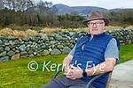 Batty O'Sullivan Barradubh who won €16,000 in the Killarey Celtic lotto