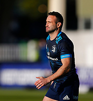 23th April 2021; RDS Arena, Dublin, Leinster, Ireland; Rainbow Cup Rugby, Leinster versus Munster; Dave Kearney of Leinster warms up prior to kickoff