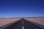 Road to the Atacama Desert Chile South America from Calama to San Pedro de Atacama 2000s