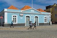 Alfandega Velha in Sal Rei, Boa Vista, Kapverden, Afrika
