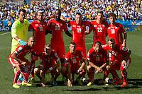 Switzerland team photo