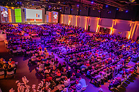 Nieuwegein,  Netherlands, 9 November 2018, Coaches congress KNLTB, overall vieuw<br /> Photo: Tennisimages.com/Henk Koster