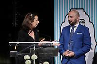 Carlos A. Godoy, Groupe Banque TD<br /> <br />  au Gala Phenicia de la Chambre de Commerce LGBT du Québec, tenu au Parquet de la Caisse de Depots et Placements du Quebec, jeudi, 26 mai 2016.<br /> <br /> <br /> PHOTO : Pierre Roussel -  Agence Quebec Presse