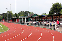 General view of the ground during Hornchurch vs Dagenham & Redbridge, Friendly Match Football at Hornchurch Stadium on 24th July 2021