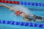 Glasgow 2014 Commonwealth Games<br /> Women's 200m Backstroke heats<br /> Danielle Stirrat (Wales)<br /> Tollcross Swimming Centre<br /> 27.07.14<br /> ©Steve Pope-SPORTINGWALES