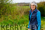 Sylvia Thompson at her home in Ballymac on Friday