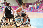 Erica Gavel, Lima 2019 - Wheelchair Basketball // Basketball en fauteuil roulant.<br />