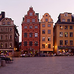 Europe, SWE, Sweden, Stockholm, Old town, Gamla Stan, Stortorget, Evening....[ For each utilisation of my images my General Terms and Conditions are mandatory. Usage only against use message and proof. Download of my General Terms and Conditions under http://www.image-box.com or ask for sending. A clearance before usage is necessary...Material is subject to royalties. Each utilisation of my images is subject to a fee in accordance to the present valid MFM-List...Contact | archive@image-box.com | www.image-box.com ]