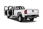 Car images of 2018 GMC Sierra-2500HD 2WD-Double-Cab-Long-Box 4 Door Pick-up Doors